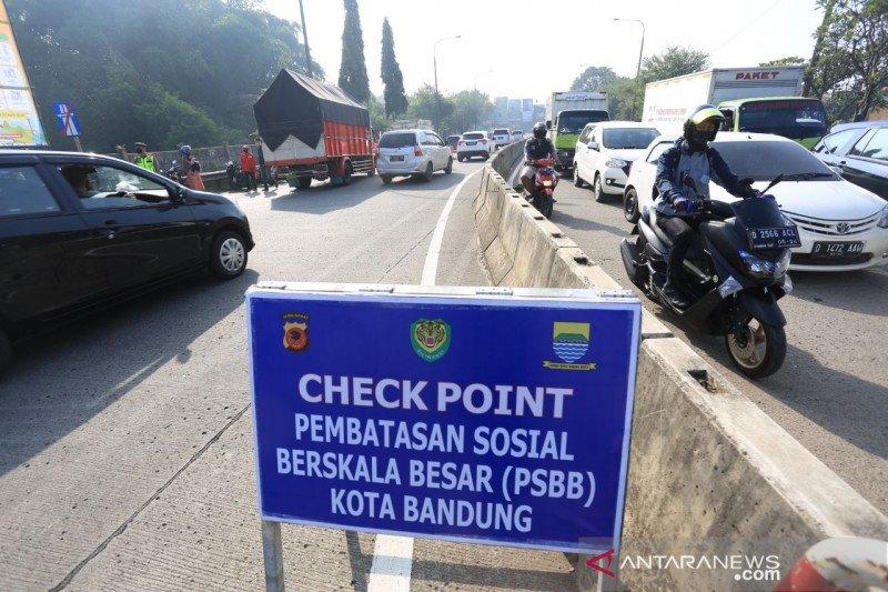 IDI Jabar: Jika tak mau kembali PSBB, pertegas sanksi pelanggar