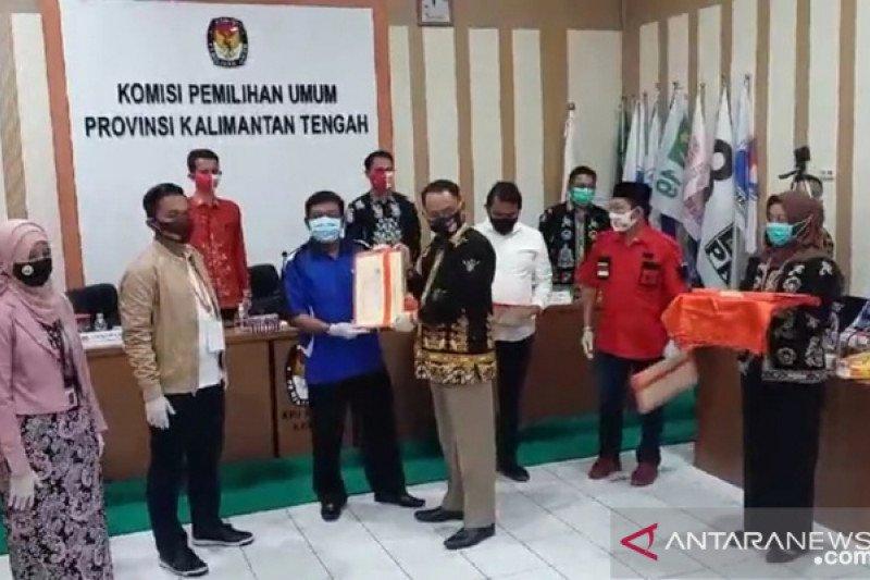 KPU: Pasangan bakal calon Pilkada Kalteng mampu jasmani-rohani
