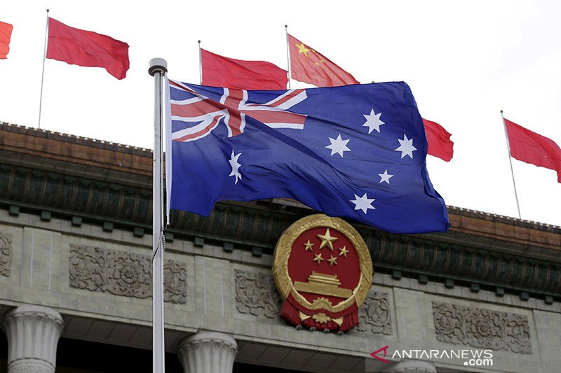 China minta pabrik kapasnya tidak lagi beli bahan baku dari Australia