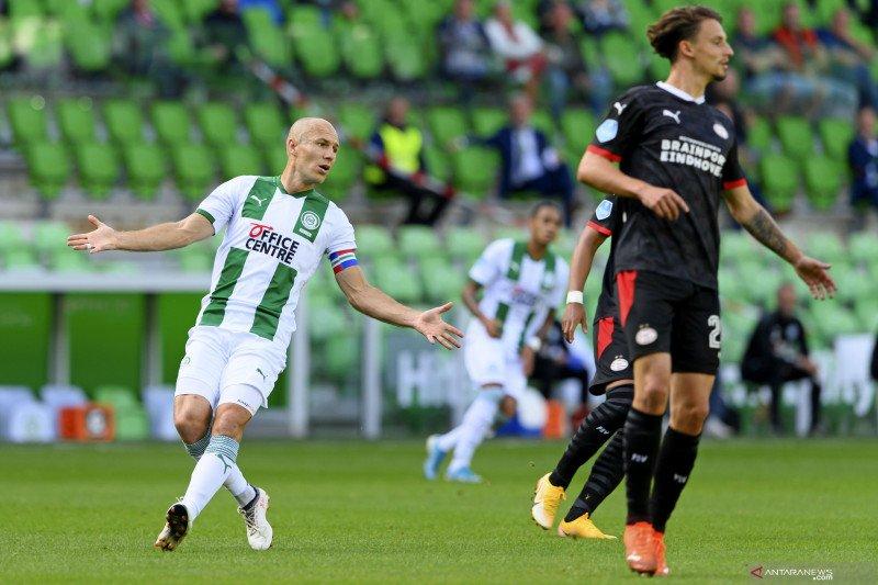 Tanpa Robben, Groningen menang tipis 1-0 di markas ADO