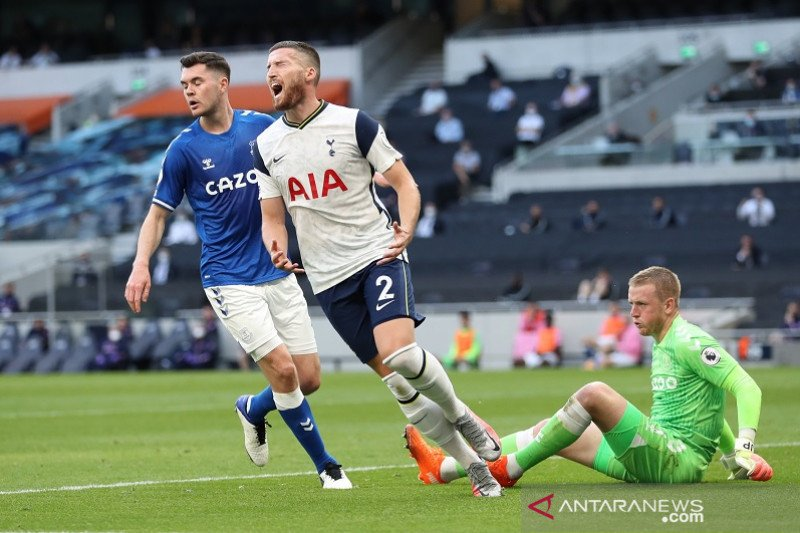 Jose Mourinho anggap Pickford jadi pembeda antara Tottenham dan Everton