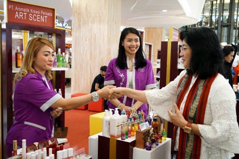 Kemenperin: Industri kosmetik tumbuh signifikan pada 2020