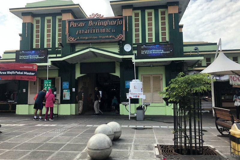 Satu pedagang sayur di Beringharjo Yogyakarta positif COVID-19