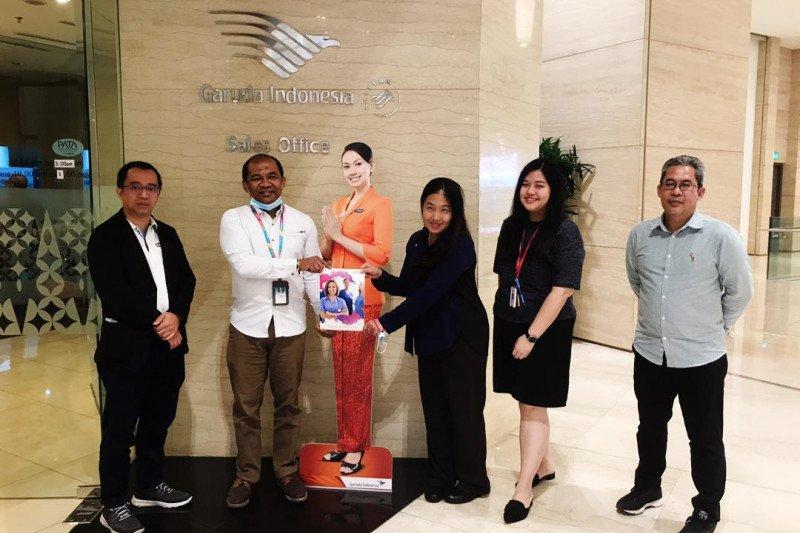 Garuda Indonesia - Sunway Medical Centre jajaki kerja sama di KL