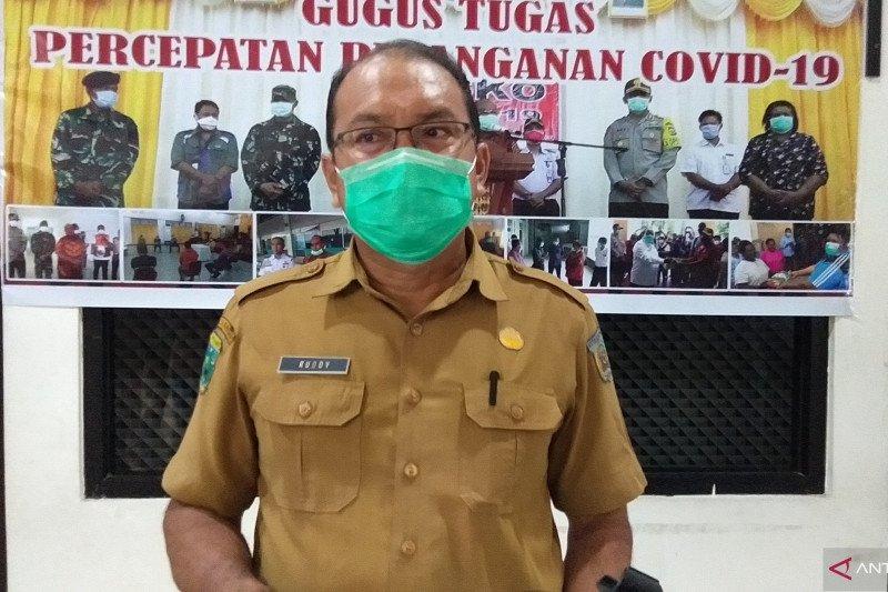 Kota Sorong bertambah 51 pasien terkonfirmasi COVID-19
