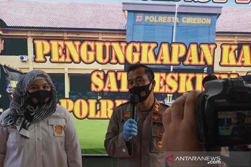 Polresta Cirebon ciduk empat pelaku pemerkosaan anak di bawah umur