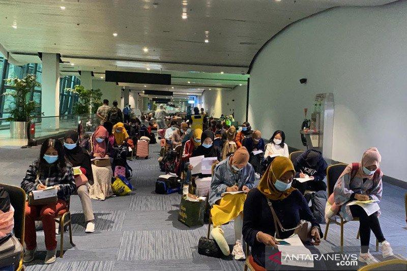 SBMI Malaysia dampingi pemulangan 72 pekerja Indonesia di Penang