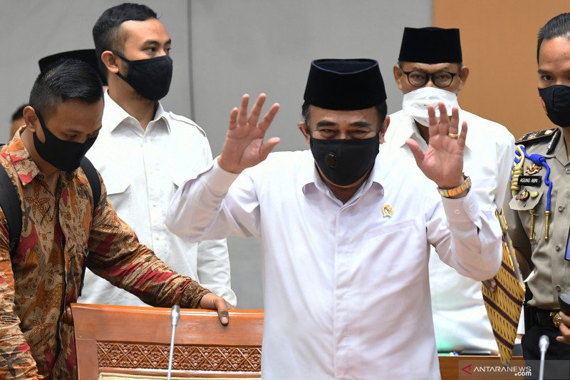 Menteri Agama masih dirawat karena COVID-19