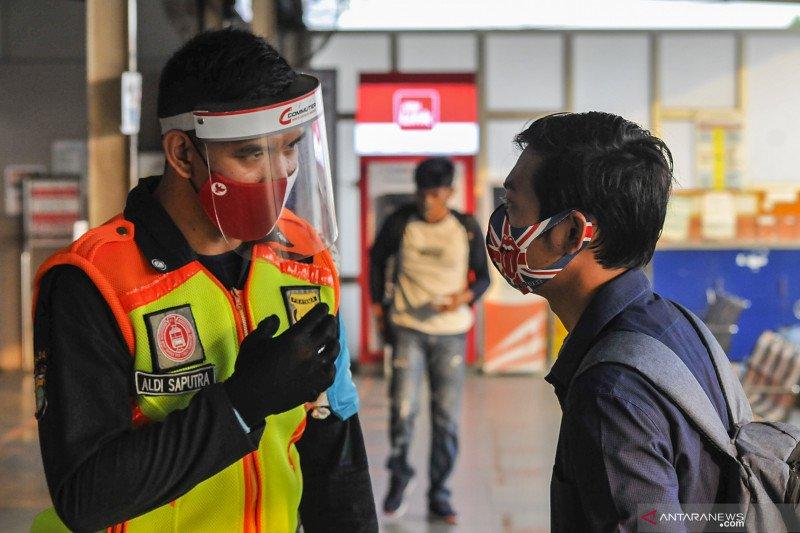 Cek Fakta: pelarangan masker