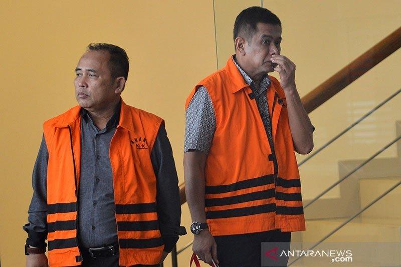 KPK panggil mantan Bupati Nganjuk Taufiqurrahman tersangka TPPU