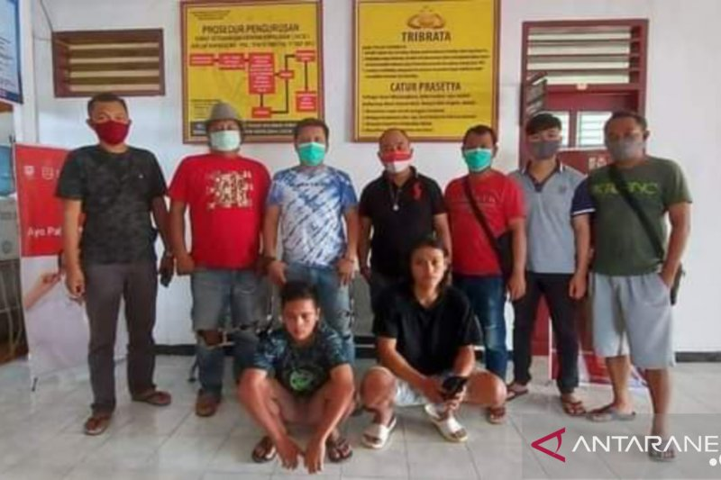 Polres Minahasa Tenggara tangkap penghina Bupati di media sosial