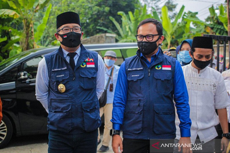 Ridwan Kamil memuji langkah Pemkot Bogor terapkan PSBMK