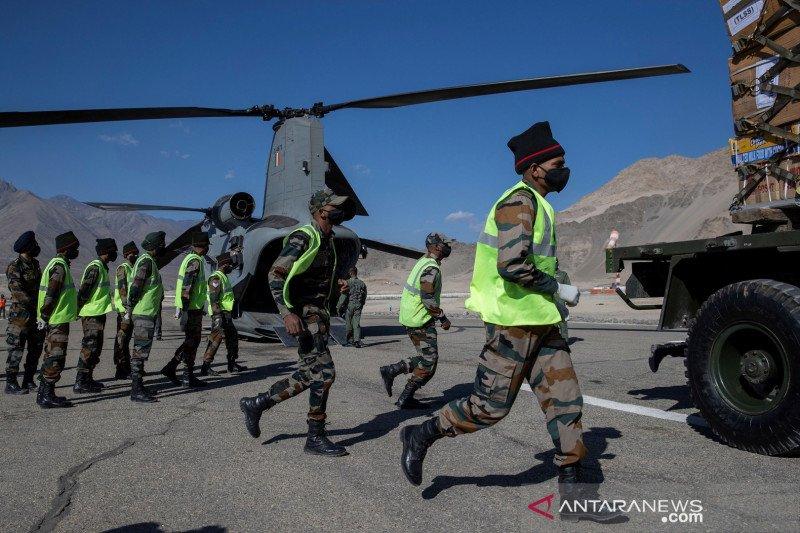 India tangkap tentara China yang tersesat di perbatasan Himalaya