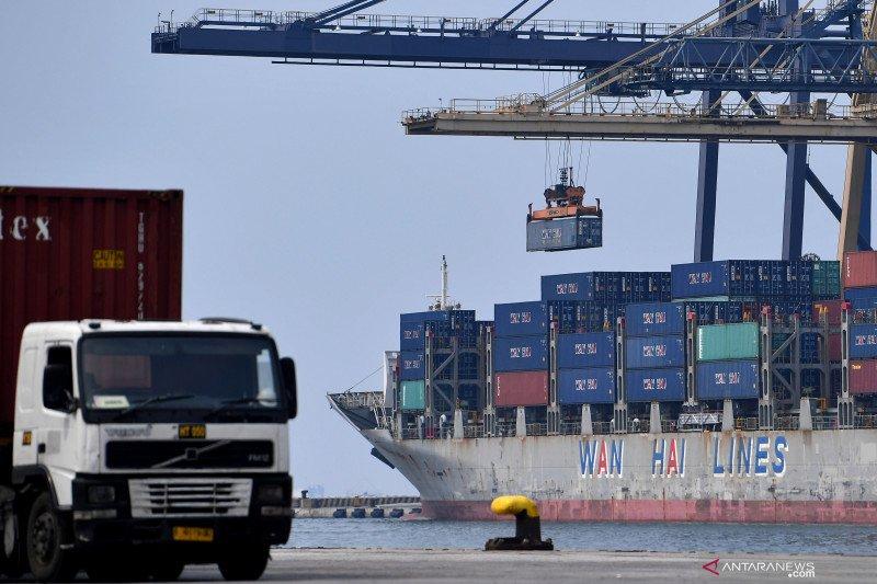 BMKG prakirakan cuaca berawan di pelabuhan di Jakarta