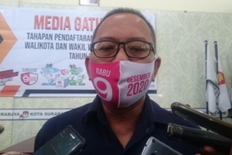 Pilkada Surabaya, Machfud-Mujiaman jalani tes swab lagi 17 September