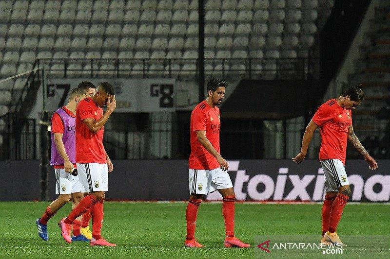 Benfica disingkirkan PAOK dalam kualifikasi Liga Champions