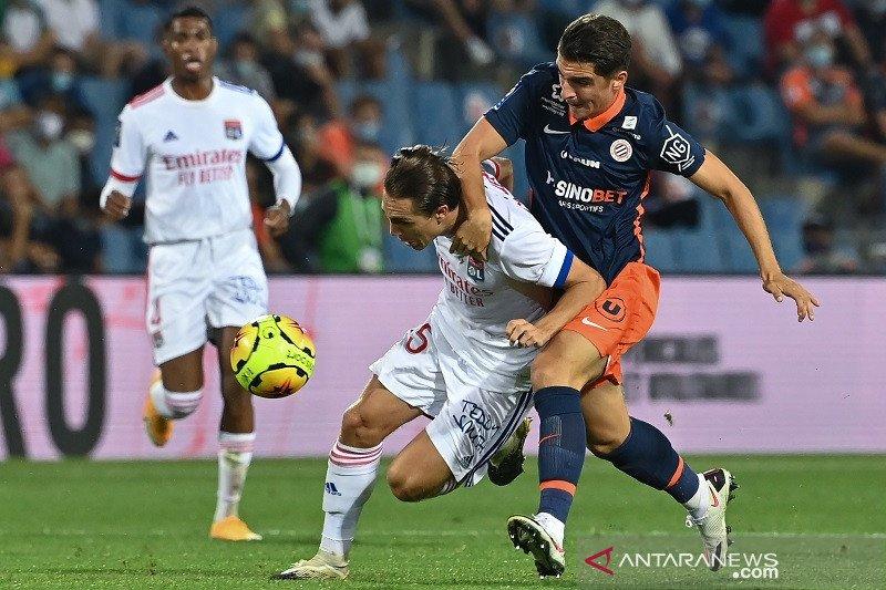 Lyon kalah di kandang Montpellier