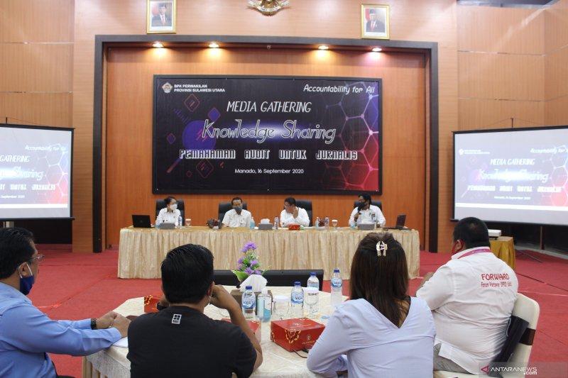 BPK Sulut periksa pengelolaan keuangan penanganan COVID-19