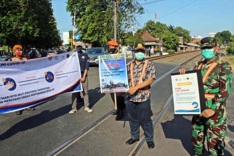 KAI Cirebon: 40 kecelakaan terjadi sepanjang Januari-September 2020