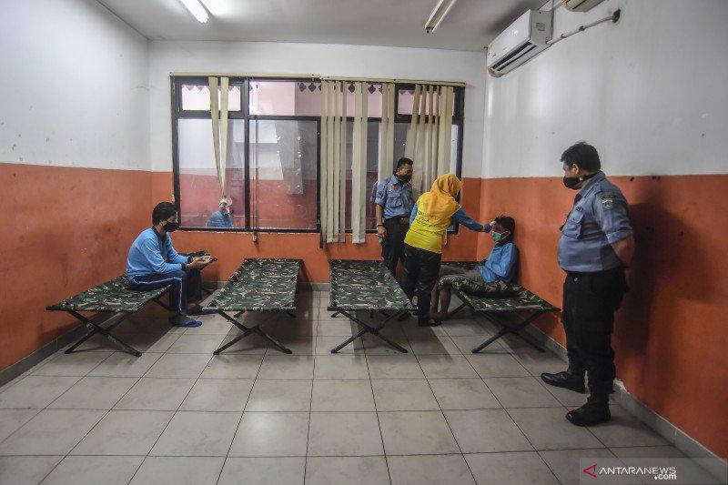 Keterisian ruang ICU-Isolasi COVID-19 Jakarta masih di atas 70 persen