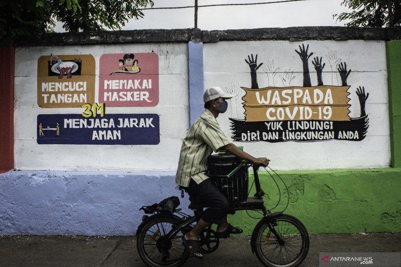 Pasien sembuh dari COVID-19 di DKI Jakarta bertambah 1.105