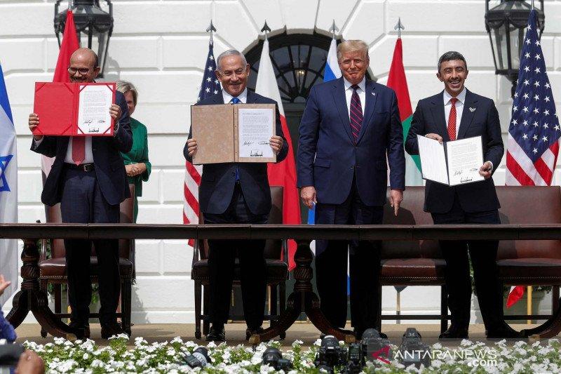 """Kesepakatan Sudan-Israel """"tusukan baru dari belakang"""" bagi Palestina"""