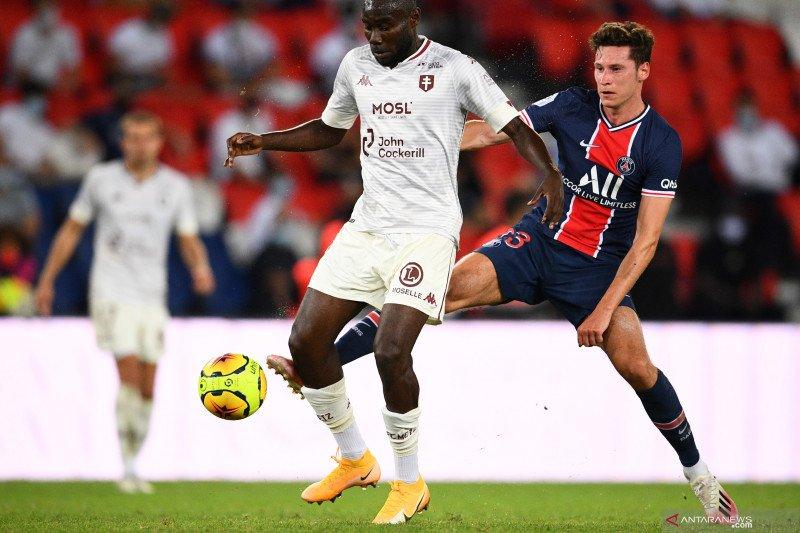Gol semata wayang Julian Draxler amankan kemenangan perdana PSG musim ini