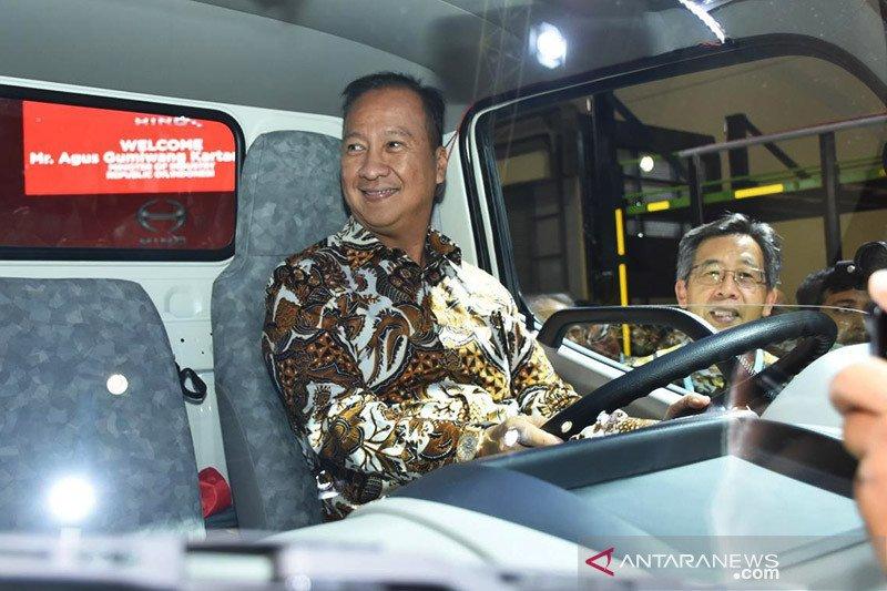 Semester II 2020, Menperin optimistis laju industri otomotif melesat