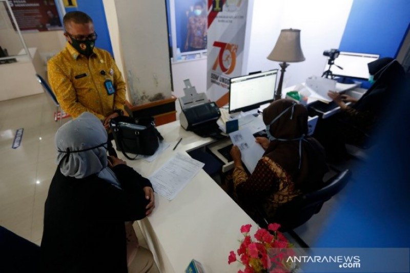 Permohonan paspor di Banda Aceh menurun drastis karena COVID-19
