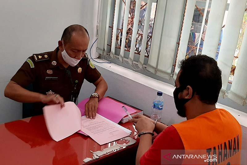 Kejari Purwokerto menangkap buron kasus penipuan senilai Rp4,6 miliar