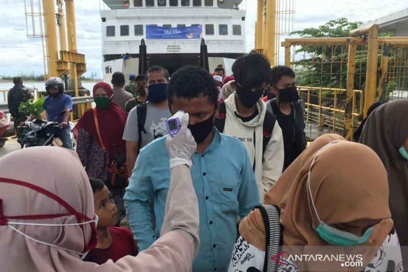 GTPP: Tiga daerah di Aceh masih zona merah COVID-19