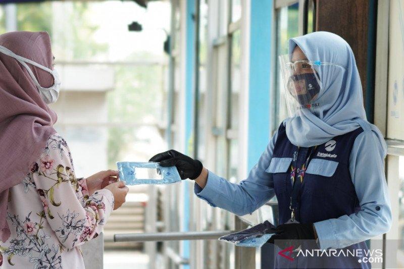 TransJakarta beri 2 layanan bagi penyandang disabilitas di Harhubnas