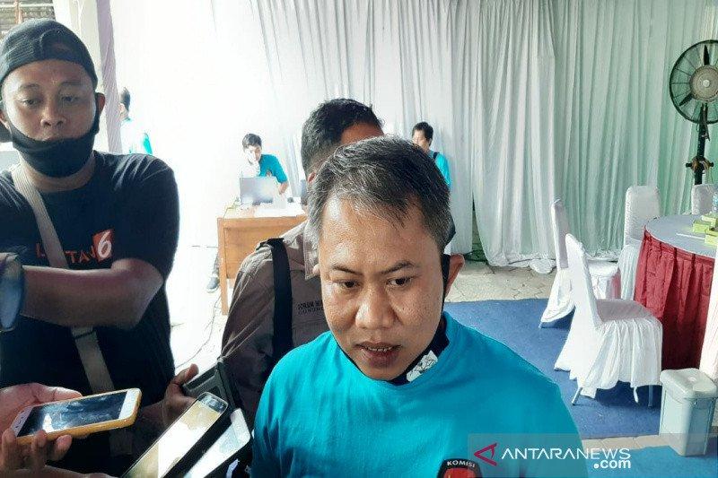 Seluruh calon peserta Pilkada Gunung Kidul telah lengkapi dokumen