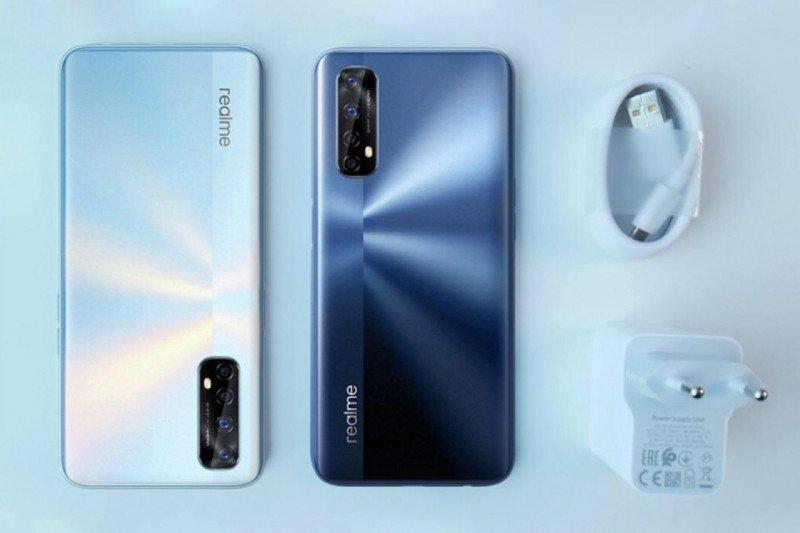 Realme 7 berkamera 64MP dan NFC, ini dua kompetitor utamanya