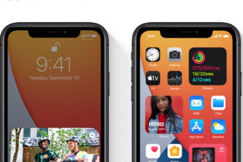 Cara pasang iOS 14 dan iPadOS 14