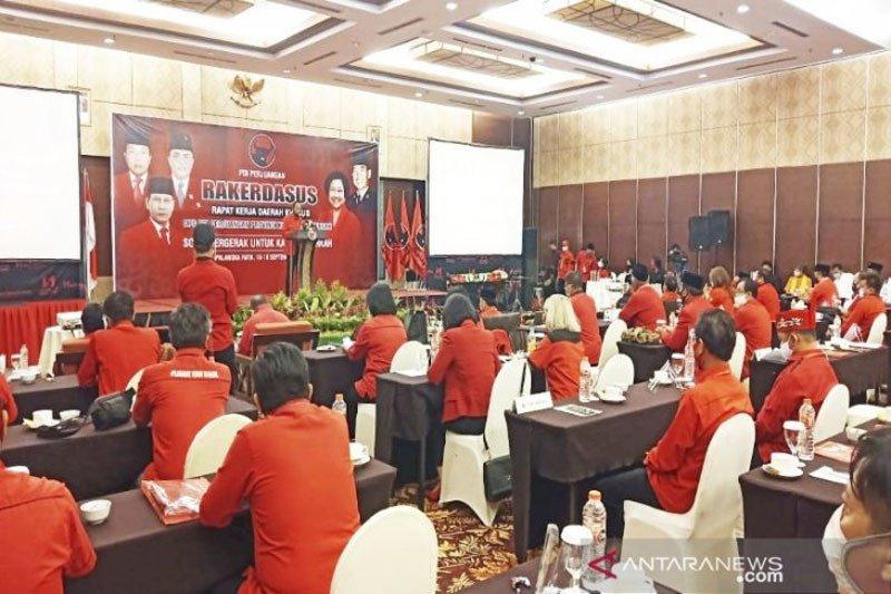 Kader PDI Perjuangan di Kalteng yang membelot akan dipecat