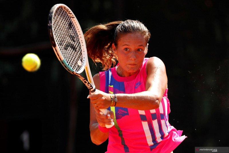 Tenis Italia Terbuka: Daria Kasatkina kalahkan Katerina Siniakova
