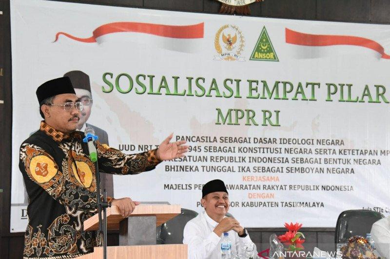 MPR: Lawan praktik politik uang dengan pendidikan yang baik