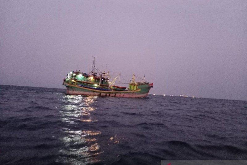 Polres Kepulauan Seribu temukan lima jenazah di kapal penangkap ikan