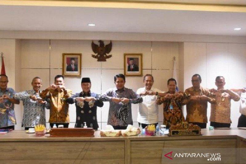 Pemprov Babel - Sumsel sepakati tapak Jembatan Sumatera - Bangka