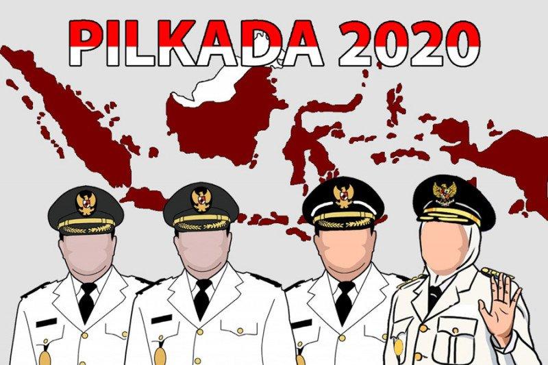 KPU Blitar sosialisasikan batasan peserta rapat saat kampanye