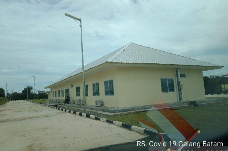 RSKI Pulau Galang rawat 325 pasien terkonfirmasi positif COVID-19
