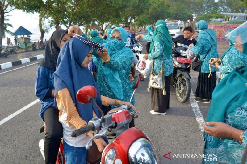 Zona merah, Pemkot Sabang-Aceh gencarkan razia pelanggar protokol