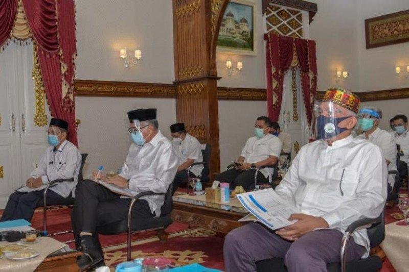 Plt Gubernur berharap kabupaten/kota cairkan insentif tenaga medis