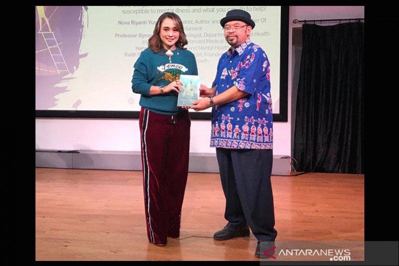Nova Riyanti Yusuf dapat rekor MURI sebagai pembicara kesehatan jiwa