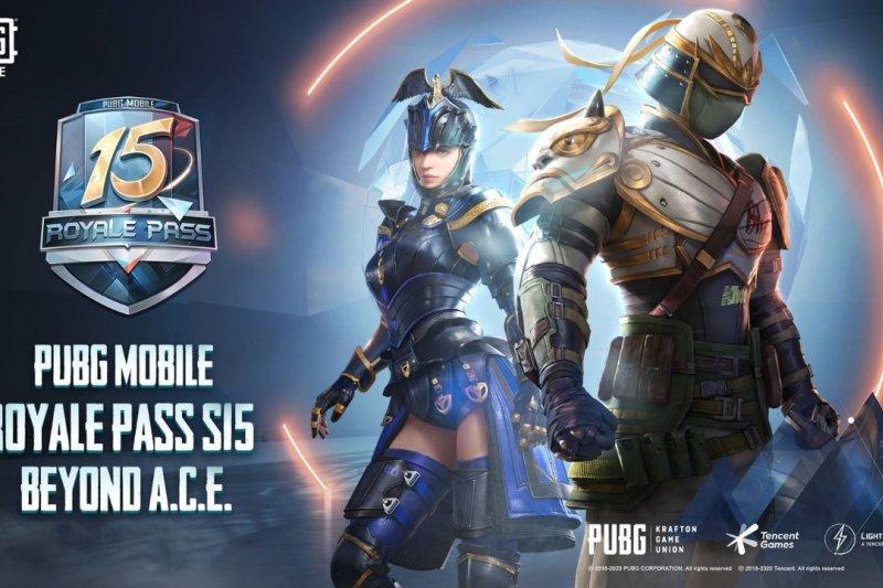 PUBG Mobile Season 15 dimulai, berbagai hadiah limited menunggu