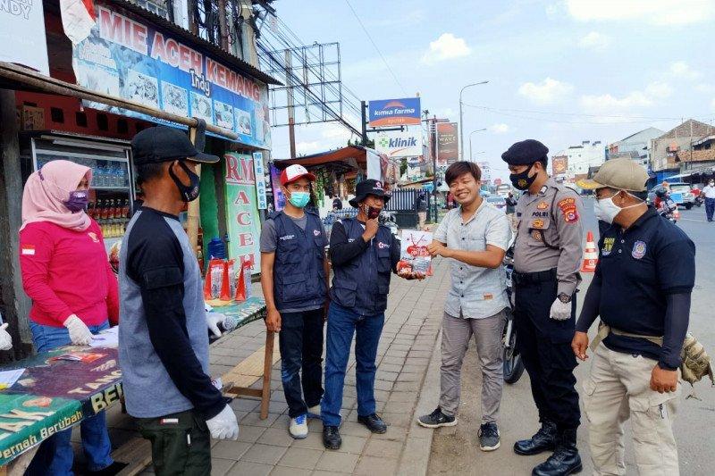Hampir 2.000 pelanggar disiplin saat operasi yustisi Polda Banten