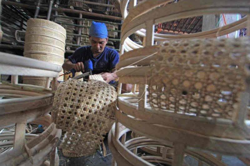 Ekspor furnitur di Cirebon terus tumbuh di masa AKB
