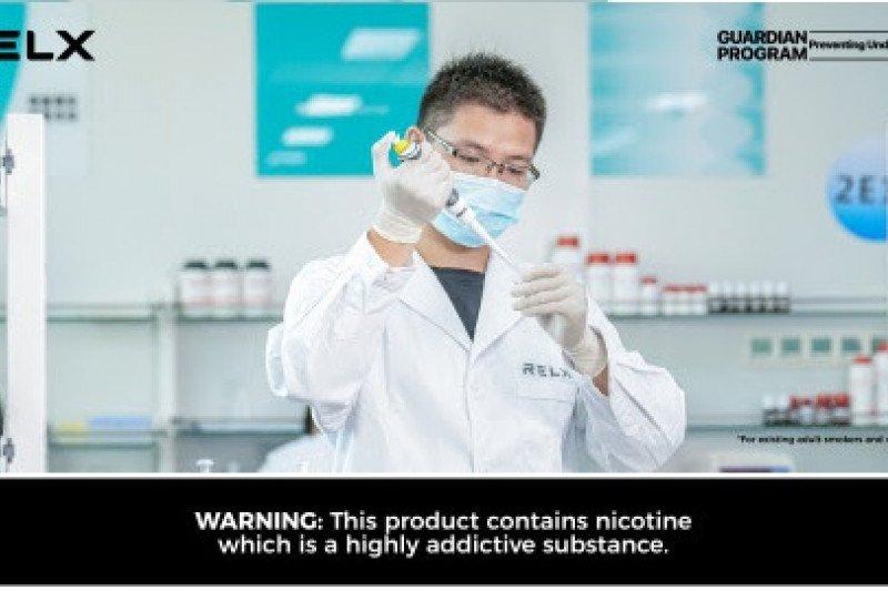 RELX buka lab biosains, tingkatkan riset rokok elektronik global