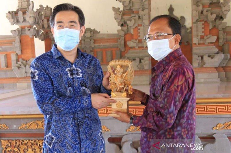 Gubernur Bali apresiasi Pemerintah China dukung penanganan COVID-19